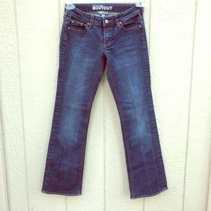 New York & Co. curvy low-rise jeans size 0 petite